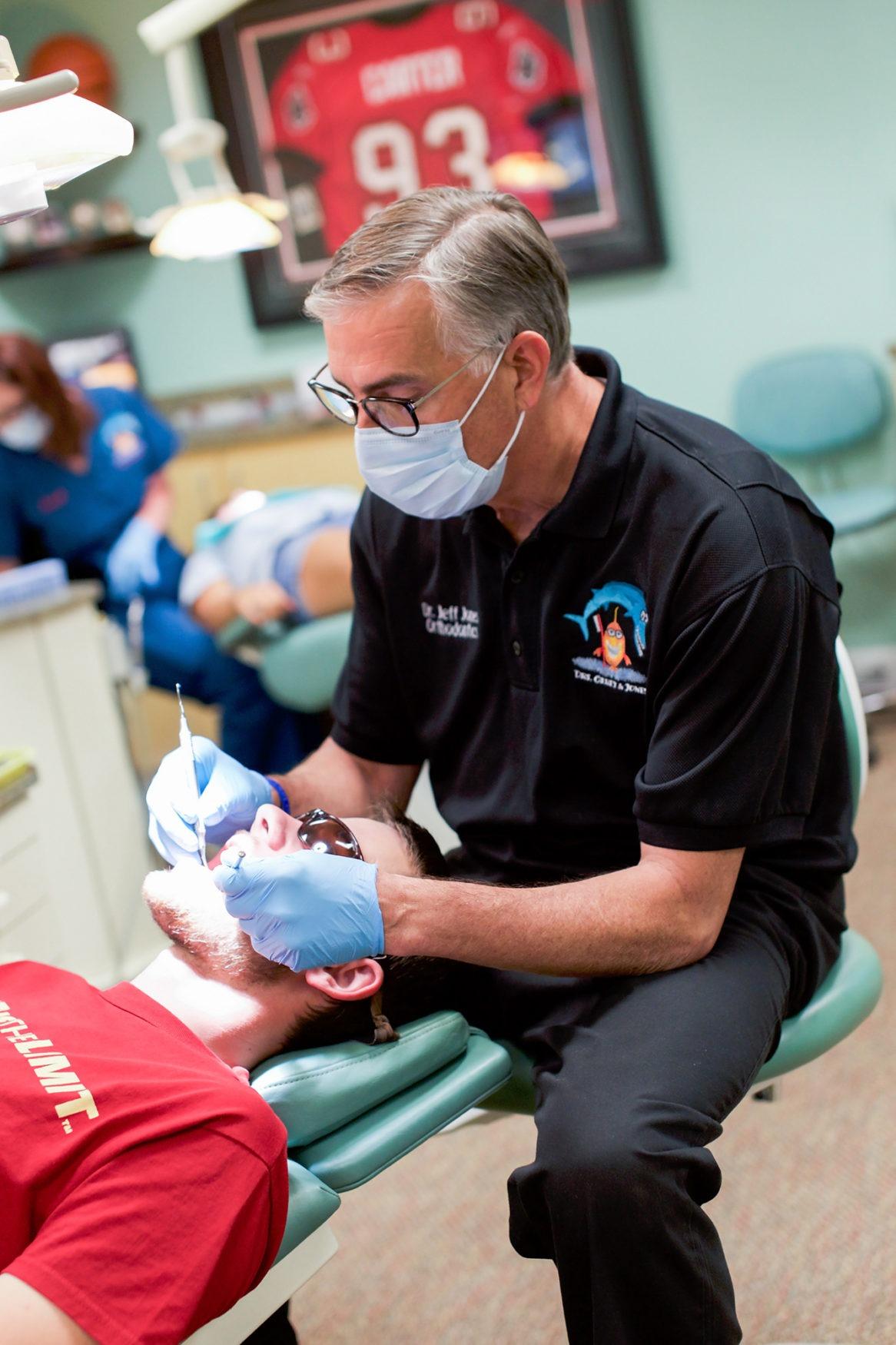 Carey Jones Best Orthodontist Dentist Tallahassee